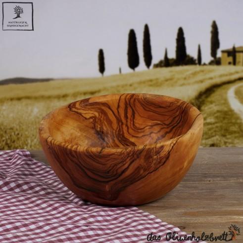 Müslischale aus Holz